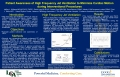Patient Awareness of High Frequency Jet Ventilation to Minimize Cardiac Motion during Interventional Procedures